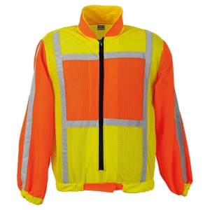 Contact long sleeved vest Image