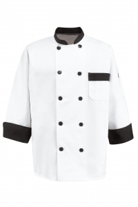short sleeved chef jackets Image