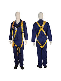 Double lanyards safety hannesses Image