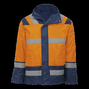 4 in 1 orange jacket Image