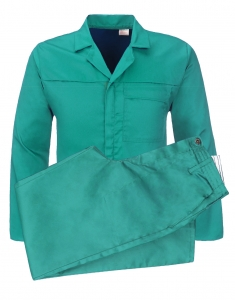 Superior fern green conti suits Image